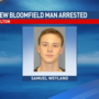 New Bloomfield man in custody on suspicion of forgery, possession of narcotics