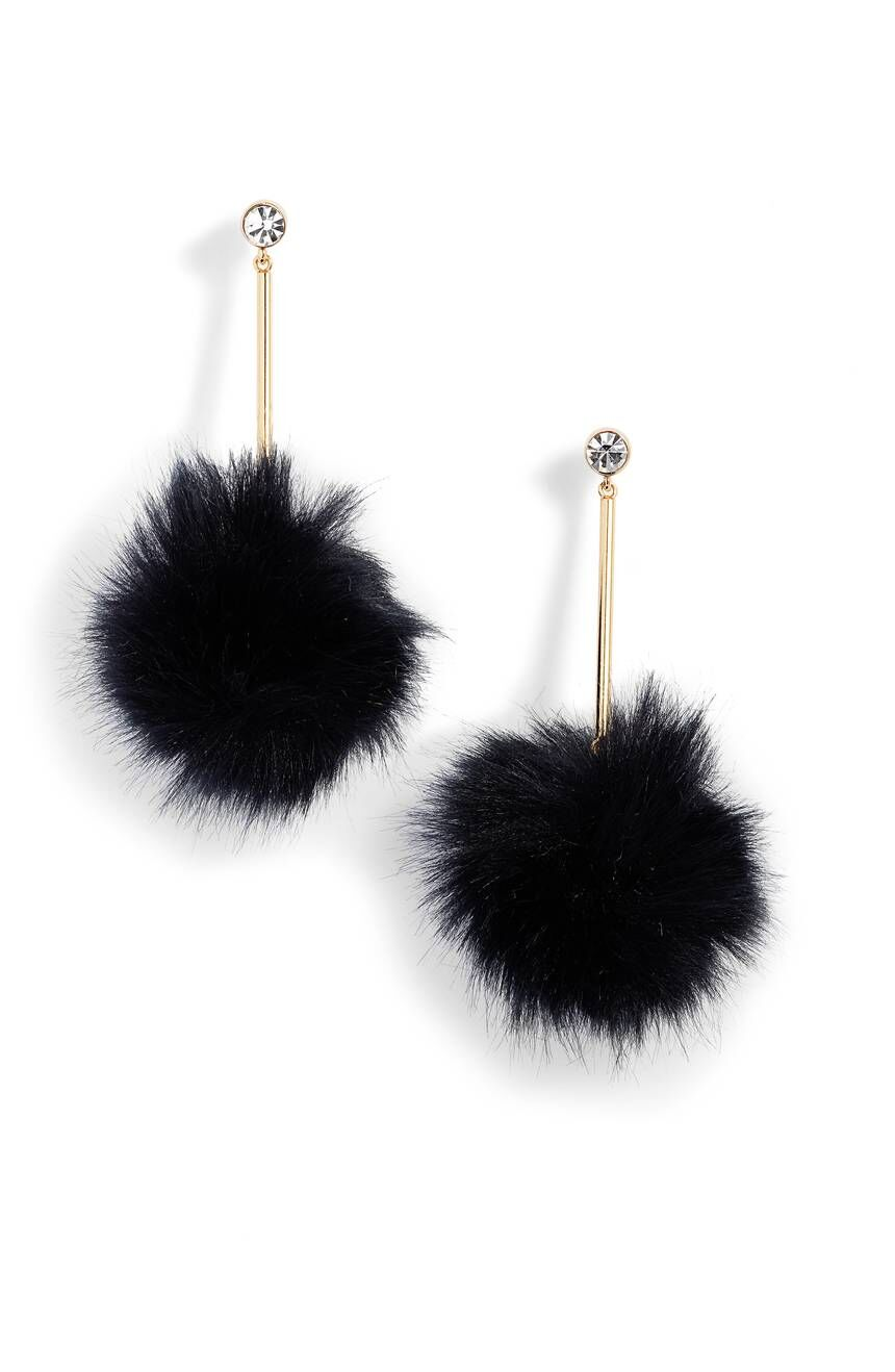 Kate Spade New York Earrings - $68. Super trendy. Ideal for the fashionista in your life. For purchase at Nordstrom or Kate Spade. (Image: Nordstrom)<p></p>
