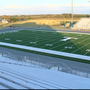 Taylor football stadium near completion, over budget by $3.7M