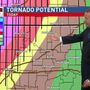 Tornado Warnings issued for parts of Green Country