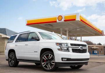 Chevrolets now available with i-car payment for Shell gas