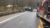 One person dies in Lens Creek Road crash