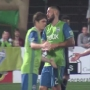 Clint Dempsey puts on show for fans in Charleston