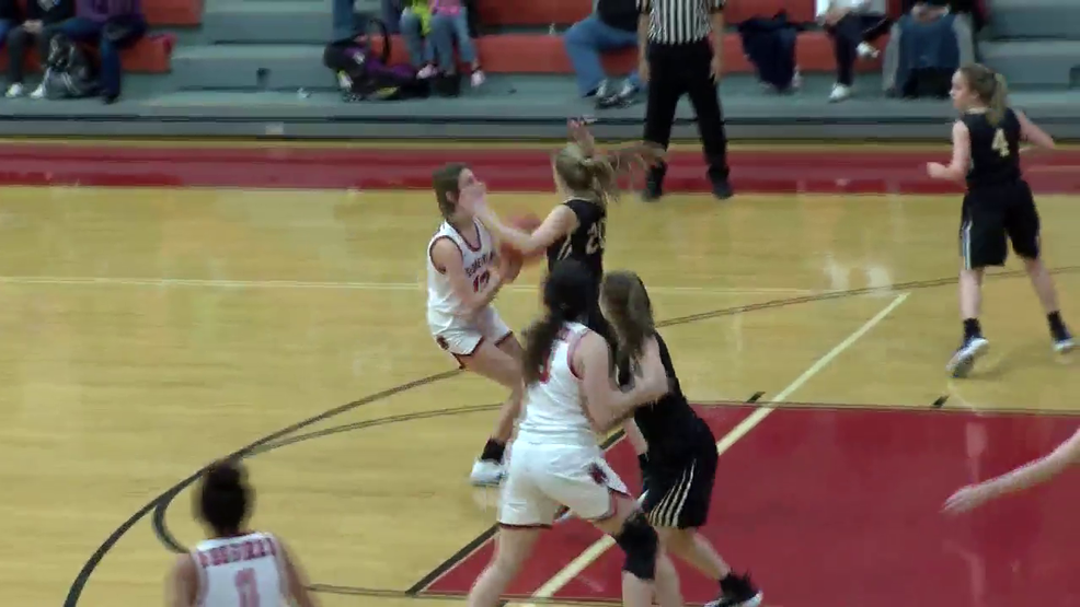 1.9.20 Highlights - John Marshall vs. Steubenville - girls basketball