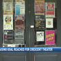 Fundraising goal reached for Crescent Theater
