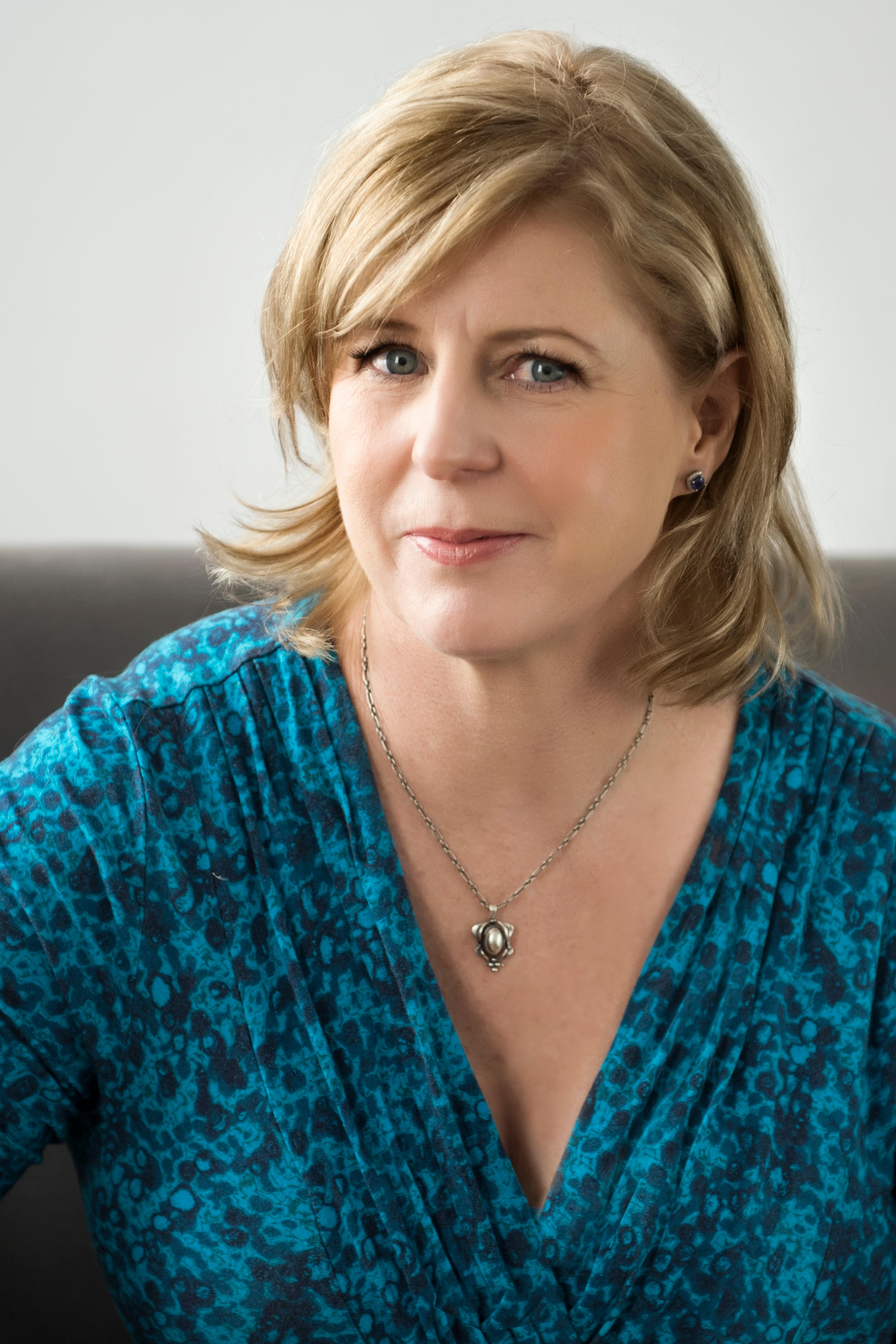 Author Liane Moriarty (Image: Uber Photography)
