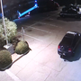Hit-and-run caught on surveillance cameras