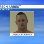 Yancey County man accused of setting fire to home