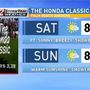 Breeze helps Honda Classic fans, challenge to golfers