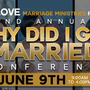Conference answers 'Why Did I Get Married?'