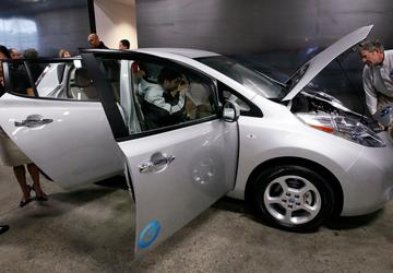 Washington state's electric vehicle sales tax break to end
