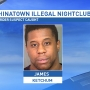 Chinatown illegal nightclub murder suspect caught