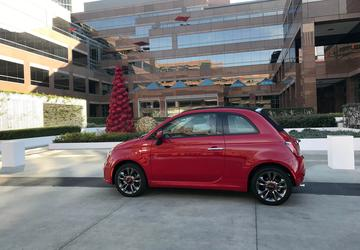 2017 Fiat 500c: Sassy, inexpensive alternative for drop-top driving [Quick Take]