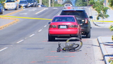 Bicyclist killed when struck by car in Auburn