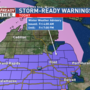 Winter weather to impact morning commute