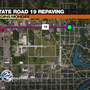 TRAFFIC ALERT: INDOT to repave part of State Road 19