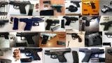 TSA says they found a record number of guns in carry-on bags last week