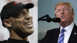 Trump says he should have left 3 UCLA players in jail after LaVar Ball's comments
