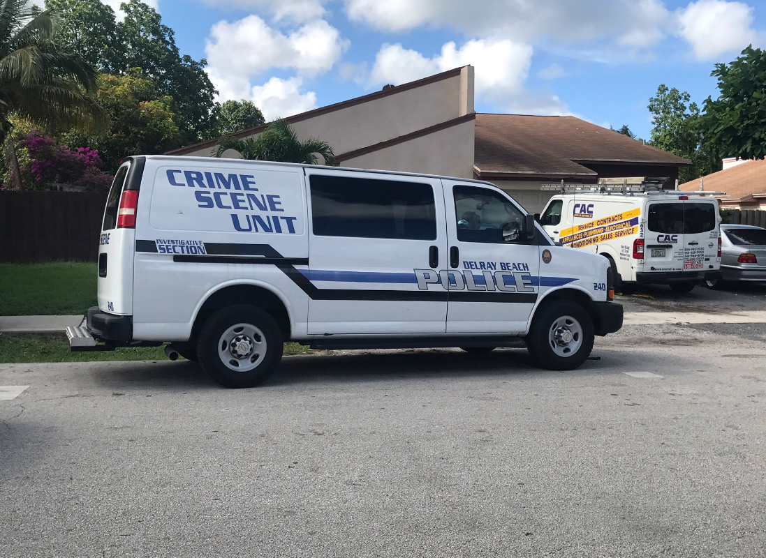 One-year-old boy found inside hot car in Florida dies. (WPEC/Luli Ortiz)