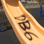 Parents upset about playground vandalism in La Vista