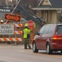 Meridian Road closure