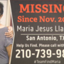 Nearly a year later, the search continues for Maria Llamas