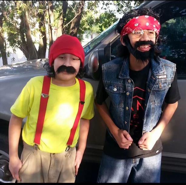 Cheech @ Chong