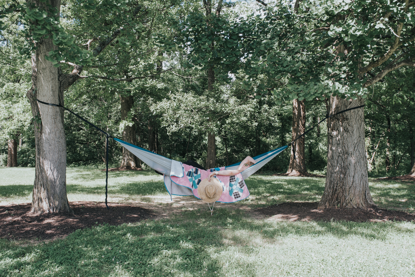 Find two sturdy trees, throw up your hammock, and chill with a book or a nap. The choice is yours. / Location: Alms Park / Address: 710 Tusculum Ave (45226) / Image: Brianna Long // Published: 6.14.17