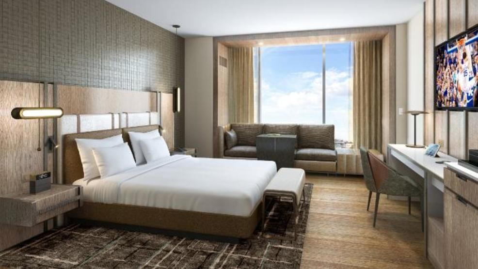 Sky bar, rooftop pool among features at downtown Lexington hotel