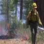 Plan detailed for keeping control of prescribed fire near Stampede Reservoir