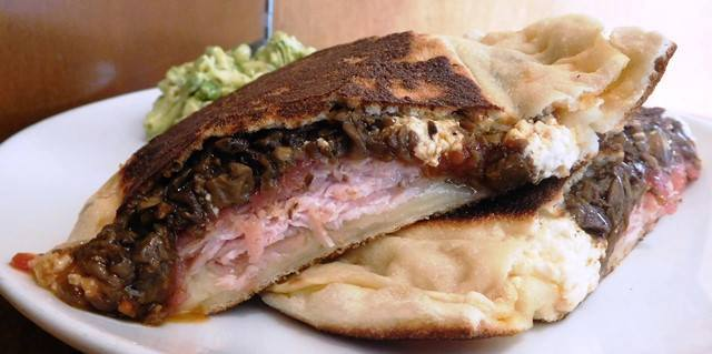 Kurobuta Ham and Nostrano Salami Peroshka.   John Howie Steak, located in downtown Bellevue, brings major sandwich game. Every day the steakhouse features a unique and new sandwich called they call #SandwichOfTheDay. Enjoy the gallery! These are just a few of the daily sandwiches that look absolutely mind-blowing. To see the current Sandwich of the Day, check out John Howie Steak's Facebook page. (Image courtesy of John Howie Steak)