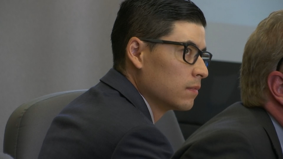 Tai Chan in courtroom for retrial on Tuesday, May 23, 2017. (Credit: KFOX14/CBS4)