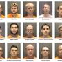 Deputies: 21 men arrested on online predator charges